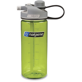 Nalgene Multi Drink Bottle 600ml, green